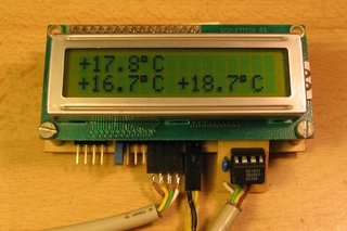 Complete Thermometer