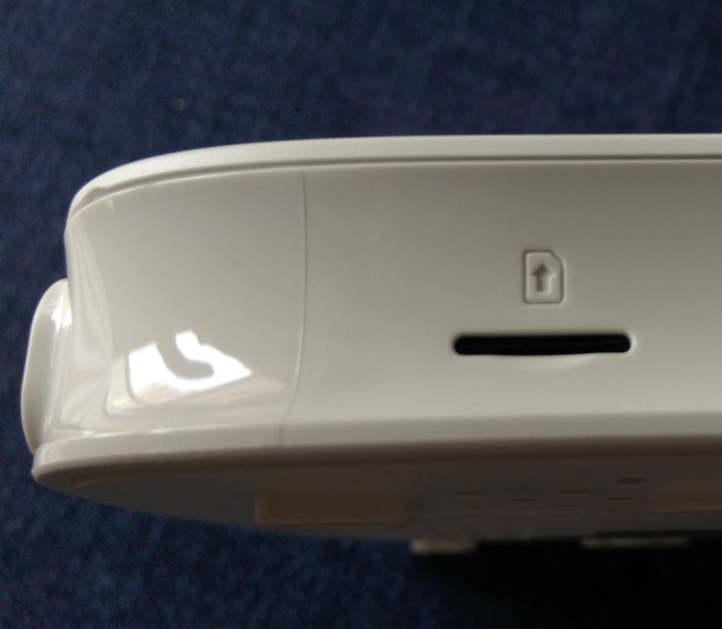 SD-Card slot